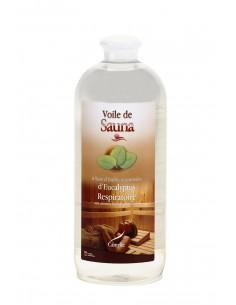 Voile de sauna 1 l eucalyptus