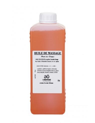 Huile délicieuse Cannelle Orange 1L