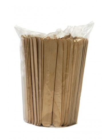 Spatules 17,5 cm  (par 100 pièces)