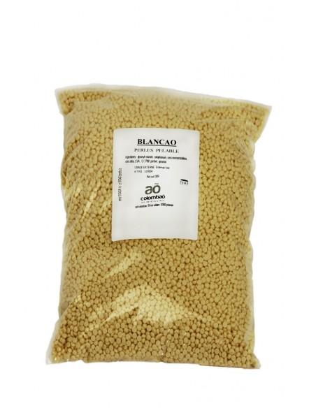 Cire pelable blanche Biancao 1 kg