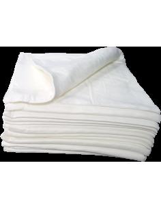 Drap de Massage Spunlace 50 gr/m2 (par 100 pièces)