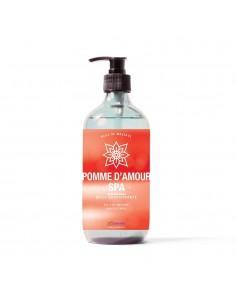 Huile de massage au parfum pomme d'amour