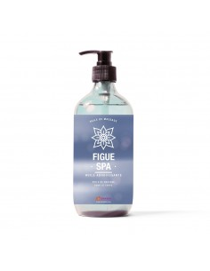 Huile de massage au parfum figue