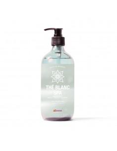 Huile de massage au parfum thé blanc