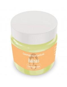 Gommage au sel parfumé Balinais - 200 gr - Produit SPA/Massage/Beauté
