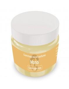 Gommage au sel parfumé Monoï - 200 gr - Produit SPA/Massage/Beauté