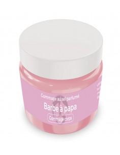 Gommage au sel parfumé Barbe à papa - 200 gr - Produit SPA/Massage/Beauté
